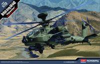 "Model Kit vrtulník 12537 - British Army AH-64 ""Afghanistan"" (1:72)"