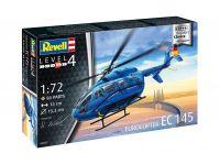 "Plastic Modelkit vrtulník 03877 - Eurocopter EC 145""Builder's Choi (1:72)"