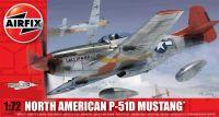 Classic Kit letadlo A01004 - North American P-51D Mustang (1:72)