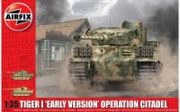 """Classic Kit tank A1354 - Tiger-1 """"Early Version - Operation Citadel"""" (1:35)"""