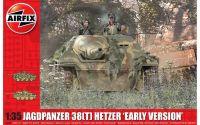 "Classic Kit tank A1355 - JagdPanzer 38(t) Hetzer ""Early Version"" (1:35)"