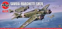 Classic Kit VINTAGE letadlo A04007V - Savoia-Marchetti SM79 (1:72)