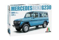 Model Kit auto 3640 - Mercedes Benz G230 (1:24)