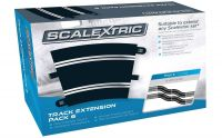 Rozšíření trati SCALEXTRIC C8555 - Track Extension Pack 6 - 8 X R3 Curves
