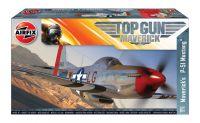 Classic Kit letadlo A00505 - Top Gun Maverick's P-51D Mustang (1:72)