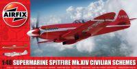 Classic Kit letadlo A05139 - Supermarine Spitfire MkXIV Civilian Schemes (1:48)