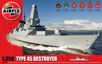 Classic Kit loď A12203 - Type 45 Destroyer (1:350)
