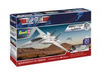 """EasyClick letadlo 04966 - Maverick's F-14 Tomcat """"Top Gun"""" (1:72)"""