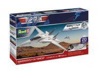 "EasyClick ModelSet letadlo 64966 - Maverick's F-14 Tomcat ""Top Gun"" (1:72)"