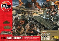 Gift Set diorama A50009A - D-Day Battlefront (1:76)
