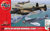 Gift Set letadla A50182 - Battle of Britain Memorial Flight (1:72)