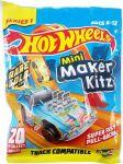 Hot Wheels Mini Maker Kitz - sáček