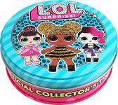 L.O.L. Surprise! 2 - plechová krabička (kulatá)