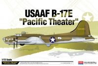 "Model Kit letadlo 12533 - USAAF B-17E ""Pacific Theater"" (1:72)"