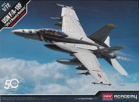 "Model Kit letadlo 12567 - USN F/A-18F ""VFA-2 Bounty Hunters"" (1:72)"