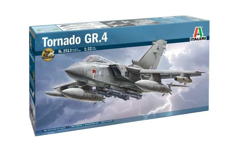Model Kit letadlo 2513 - TORNADO GR.4 (1:32) Plastikové modely