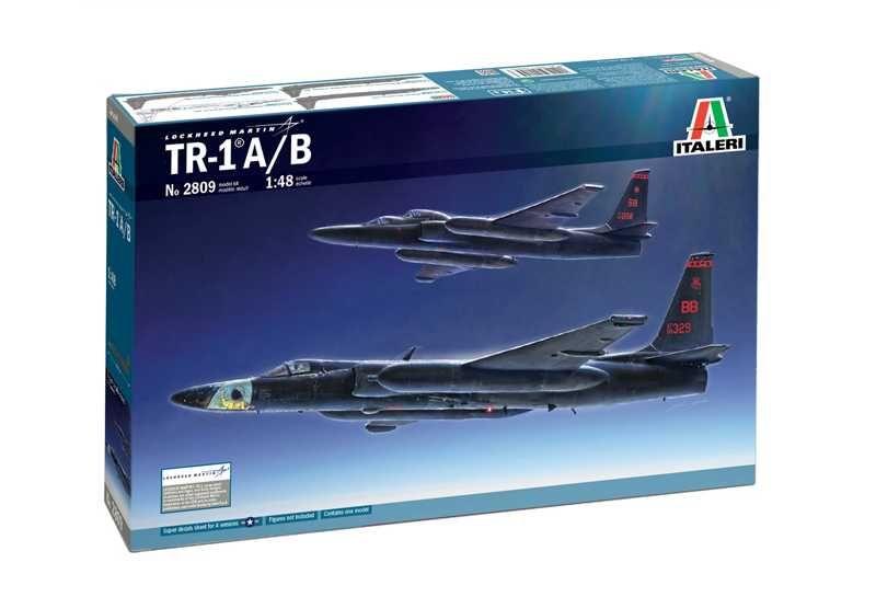 Model Kit letadlo 2809 - Lockheed TR-1A/B (1:48) Plastikové modely