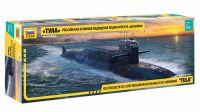 "Model Kit ponorka 9062 - ""Tula""Submarine Delfin/Delta IV Class (1:350)"