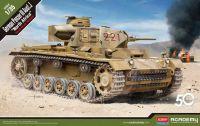 "Model Kit tank 13531 - German Panzer III Ausf.J ""North Africa"" (1:35)"