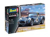ModelSet auto 67669 - AC Cobra 289 (1:25)