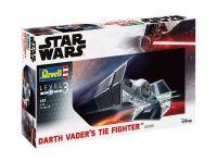 ModelSet SW 66780 - Darth Vader's TIE Fighter (1:57)