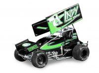 Plastic ModelKit MONOGRAM auto 4444 - Indy Race Parts #71 Joey Saldana (1:24)