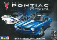 Plastic ModelKit MONOGRAM auto 4489 - 1970 Pontiac Firebird (1:24)