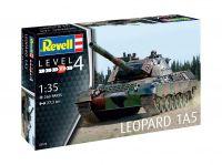 Plastic ModelKit tank 03320 - Leopard 1A5 (1:35)