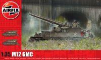 Classic Kit tank A1372 - M12 GMC (1:35)