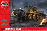 Classic Kit tank A1374 - Cruiser Mk.VIII A27M Cromwell Mk.VI (1:35)