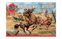 Classic Kit VINTAGE figurky A00731V - WW1 Royal Horse Artillery (1:76)