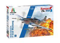 "Model Kit letadlo 1452 - F-51D ""Korean War"" (1:72)"