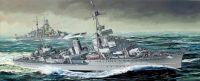Model Kit loď 1037 - German Z-39 Class Destroyer (SMART KIT) (1:350)