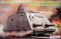 Model Kit military 6073 - SCHWERER PANZERSPAHWAGEN ARTILLERIEWAGEN (1:35)