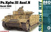 Model Kit tank 6957 - Pz.Kpfw.III Ausf.L s.Pz.Abt.502 Leningrad 1942/43 (1:35)