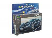 ModelSet auto 67008 - BMW i8 (1:24)