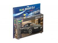 ModelSet auto 67057 - Audi R8 (1:24)
