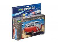 ModelSet auto 67399 - VW T1 Samba Bus (1:24)