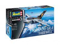 "Plastic ModelKit letadlo 03853 - Tornado GR.4 ""Farewell"" (1:48)"
