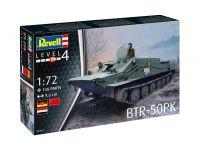 Plastic ModelKit military 03313 - BTR-50PK (1:72)