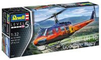 """Plastic ModelKit vrtulník 03867 - Bell UH-1D """"Goodbye Huey"""" (1:32)"""