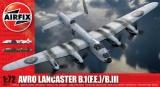 Classic Kit letadlo A08013 - Avro Lancaster BI(F.E.)/BIII (1:72)