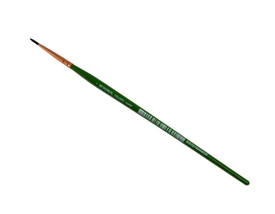 Humbrol Coloro Brush AG4001 - štětec (velikost 1) Plastikové modely