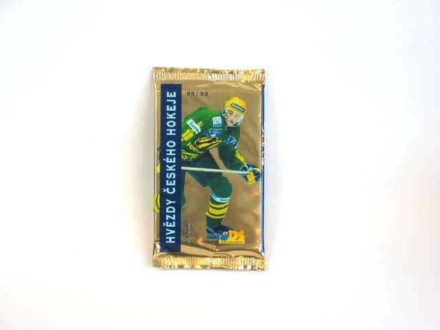 HČH 1999 - sběratelské karty (TOPPS - TOp Produkt Pro Sběratele) Plastikové modely