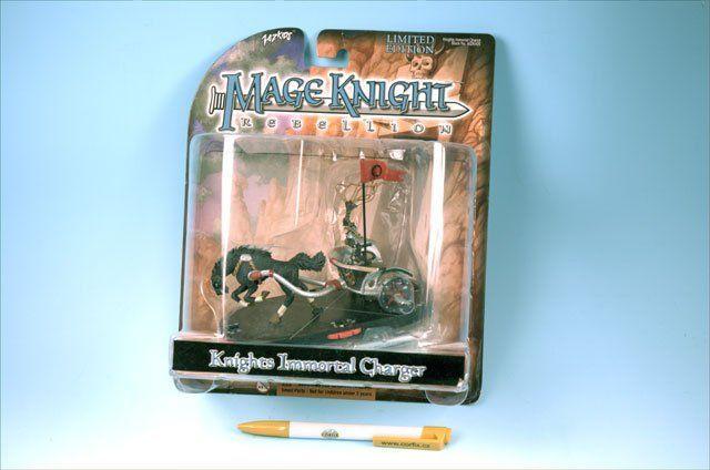 MK KNIGHT IMORTAL CHARIOT-vůz Plastikové modely