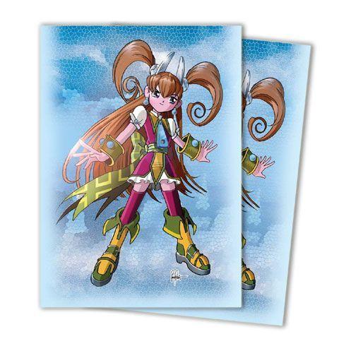 Obaly - Skylar - 50 ks (YU-Gi-OH!) (Girl) Plastikové modely