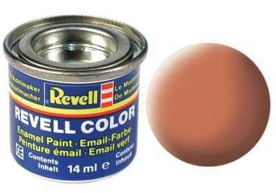 Barva Revell emailová - 32125: matná světle oranžová (luminous orange mat) Plastikové modely