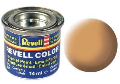Barva Revell emailová - 32135: matná tělová (flesh mat) Plastikové modely