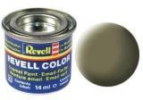 Barva Revell emailová - 32145: matná světle olivová (light olive mat)