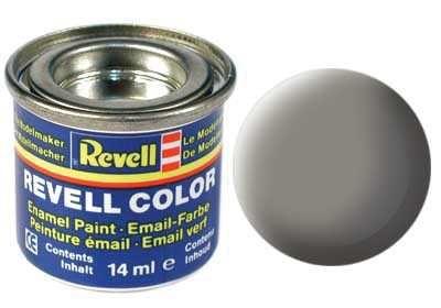 Barva Revell emailová - 32175: matná kamenně šedá (stone grey mat) Plastikové modely